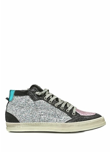 P448 Sneakers Gümüş